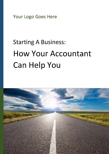 Starting A Business: How Your Accountant Can Help You