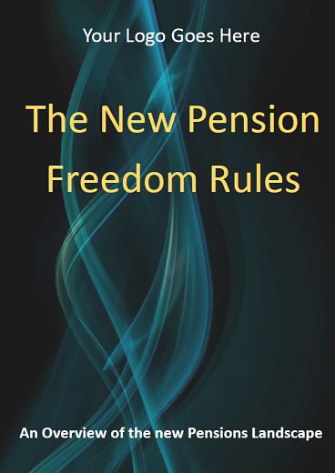 The New Pension Freedom Rules