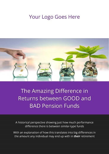 The Amazing Difference in Returns Between Good and Bad Pension Funds