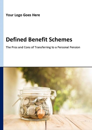Transferring your Defined Benefits Pension Scheme