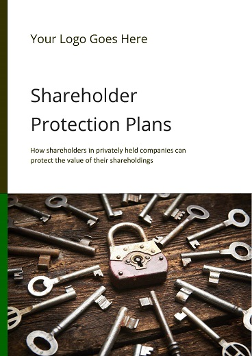Shareholder Protection Plans