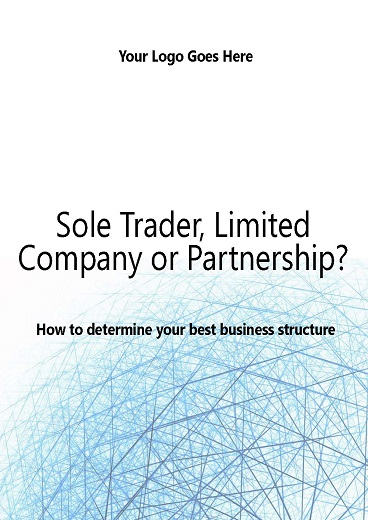 Sole Trader, Limited Company or Partnership?