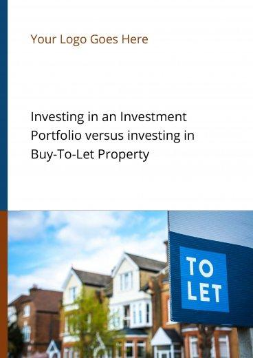 Investing in a Buy-to-Let Property vs. an Investment Portfolio