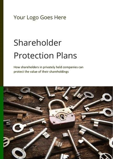 Shareholder Protection Plans